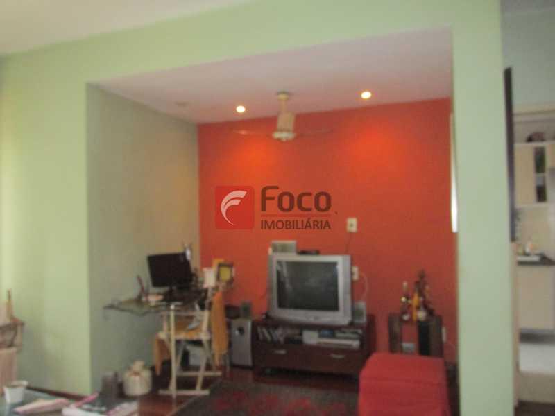 sala - Apartamento à venda Rua do Humaitá,Humaitá, Rio de Janeiro - R$ 750.000 - JBAP10207 - 8