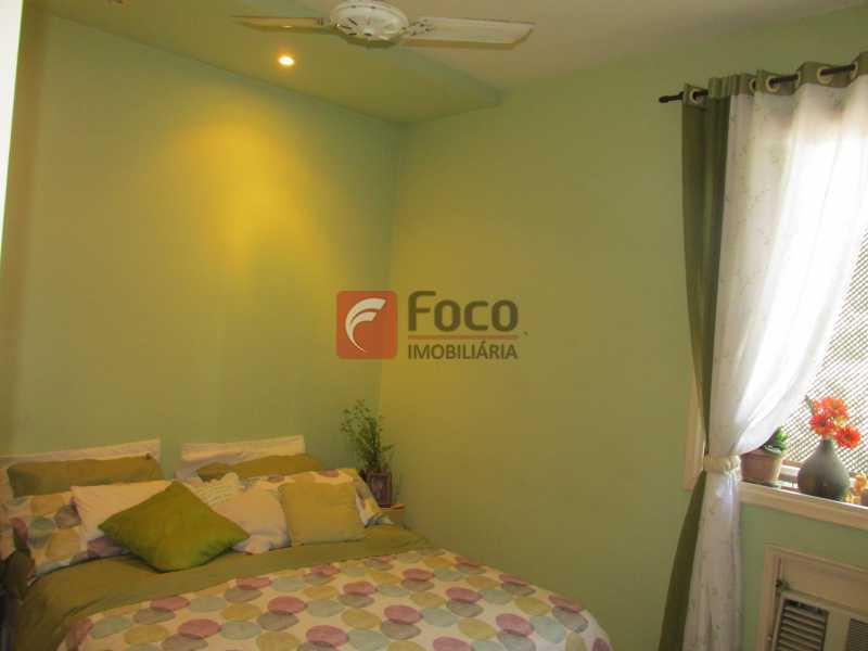 quarto - Apartamento à venda Rua do Humaitá,Humaitá, Rio de Janeiro - R$ 750.000 - JBAP10207 - 13