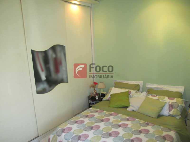 quarto - Apartamento à venda Rua do Humaitá,Humaitá, Rio de Janeiro - R$ 750.000 - JBAP10207 - 12
