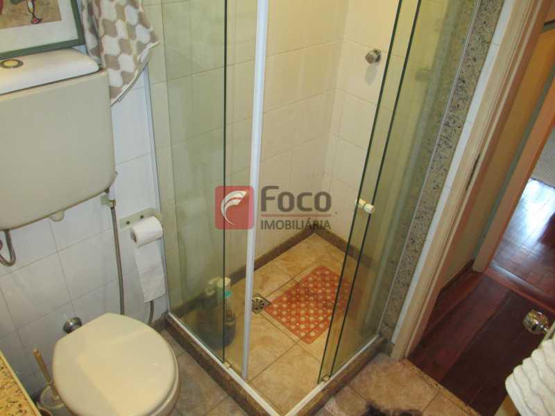 banheiro - Apartamento à venda Rua do Humaitá,Humaitá, Rio de Janeiro - R$ 750.000 - JBAP10207 - 15