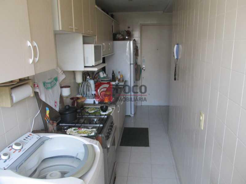 cozinha - Apartamento à venda Rua do Humaitá,Humaitá, Rio de Janeiro - R$ 750.000 - JBAP10207 - 16