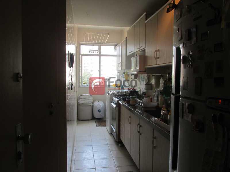 cozinha - Apartamento à venda Rua do Humaitá,Humaitá, Rio de Janeiro - R$ 750.000 - JBAP10207 - 17