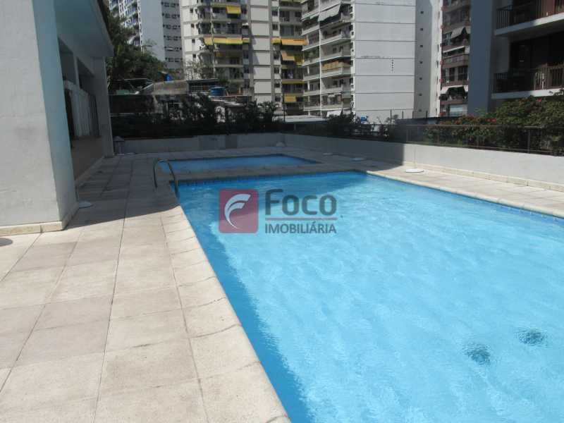 piscinas - Apartamento à venda Rua do Humaitá,Humaitá, Rio de Janeiro - R$ 750.000 - JBAP10207 - 20
