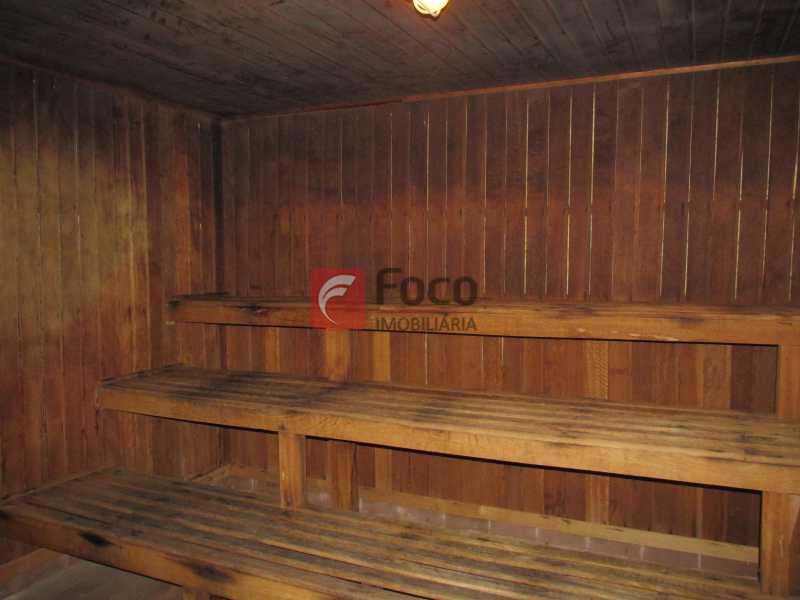 saúna - Apartamento à venda Rua do Humaitá,Humaitá, Rio de Janeiro - R$ 750.000 - JBAP10207 - 27