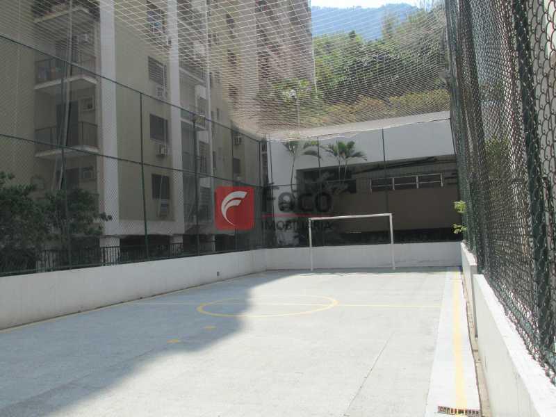 quadra - Apartamento à venda Rua do Humaitá,Humaitá, Rio de Janeiro - R$ 750.000 - JBAP10207 - 22