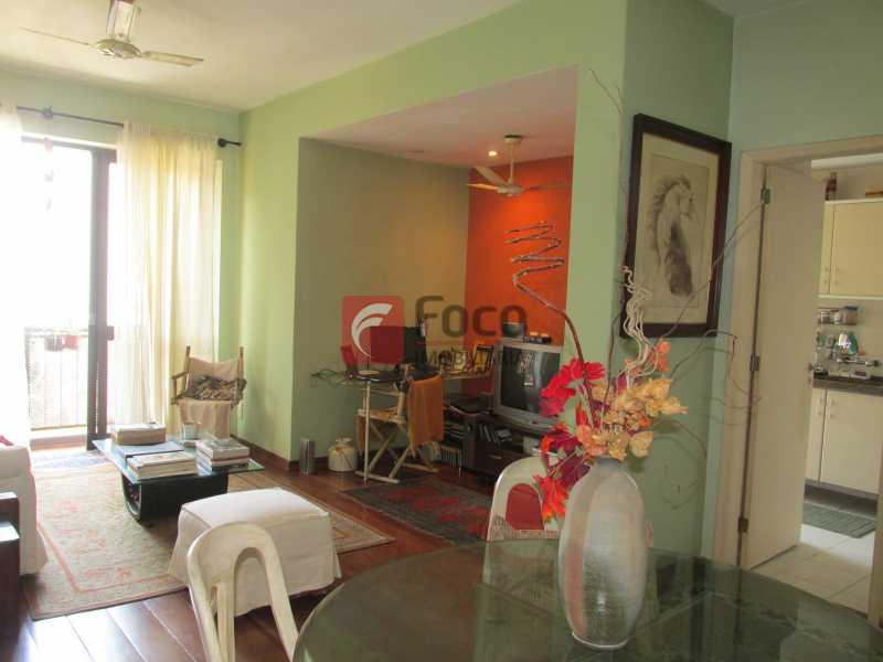 sala - Apartamento à venda Rua do Humaitá,Humaitá, Rio de Janeiro - R$ 750.000 - JBAP10207 - 9