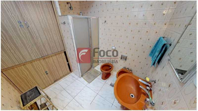 Banheiro - Casa à venda Rua Faro,Jardim Botânico, Rio de Janeiro - R$ 1.590.000 - JBCA20004 - 12