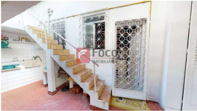 escada - Casa à venda Rua Faro,Jardim Botânico, Rio de Janeiro - R$ 1.590.000 - JBCA20004 - 22