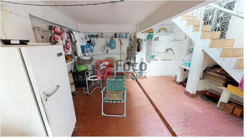 Garagem - Casa à venda Rua Faro,Jardim Botânico, Rio de Janeiro - R$ 1.590.000 - JBCA20004 - 21