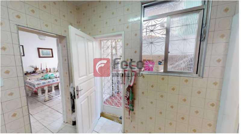 Hall de entrada - Casa à venda Rua Faro,Jardim Botânico, Rio de Janeiro - R$ 1.590.000 - JBCA20004 - 24
