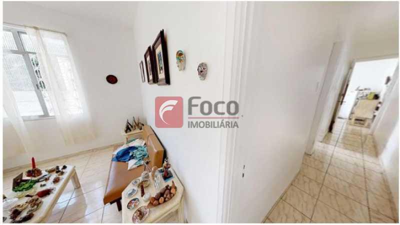 Sala 1 - Casa à venda Rua Faro,Jardim Botânico, Rio de Janeiro - R$ 1.590.000 - JBCA20004 - 8