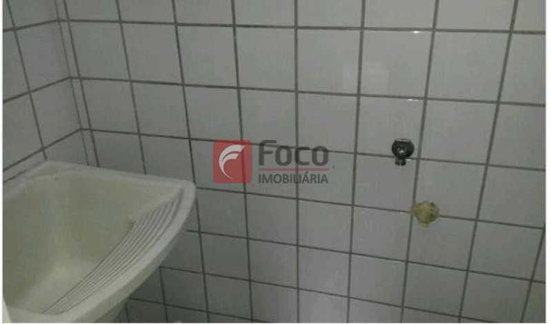 banheiro social - Apartamento à venda Avenida Rodrigo Otavio,Gávea, Rio de Janeiro - R$ 530.000 - JBAP10210 - 6