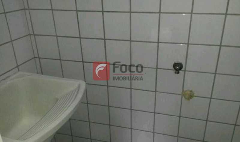 banheiro social - Apartamento à venda Avenida Rodrigo Otavio,Gávea, Rio de Janeiro - R$ 530.000 - JBAP10210 - 7