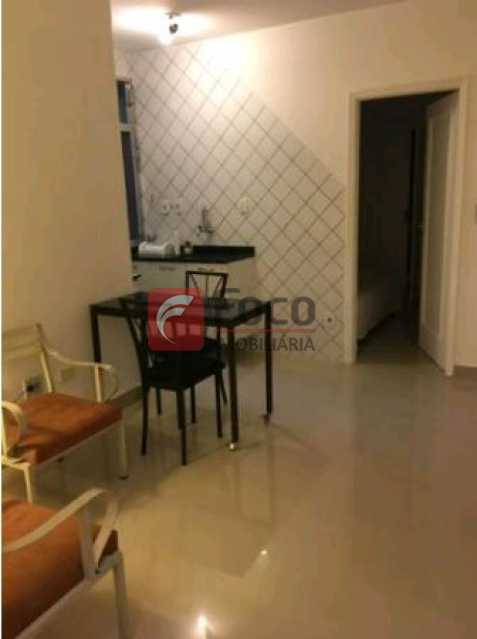 sala - Apartamento à venda Avenida Rodrigo Otavio,Gávea, Rio de Janeiro - R$ 530.000 - JBAP10210 - 3