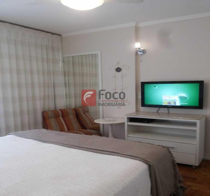 QUARTO - Ótima Localização, perto Metrô Jardim de Alah e Shopping Leblon - Sala Quarto Reformado. - JBAP10211 - 10