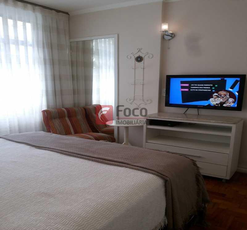 QUARTO - Ótima Localização, perto Metrô Jardim de Alah e Shopping Leblon - Sala Quarto Reformado. - JBAP10211 - 12