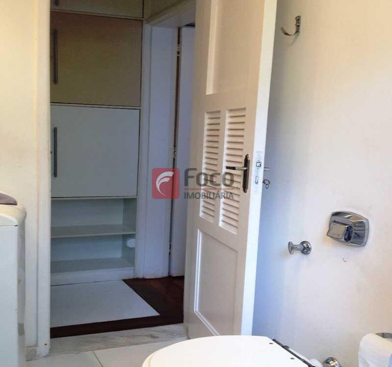 ÁREA  - Ótima Localização, perto Metrô Jardim de Alah e Shopping Leblon - Sala Quarto Reformado. - JBAP10211 - 17