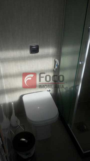 BANHEIRO EMPREGADA - Apartamento à venda Avenida Nossa Senhora de Copacabana,Copacabana, Rio de Janeiro - R$ 950.000 - FLAP21850 - 23