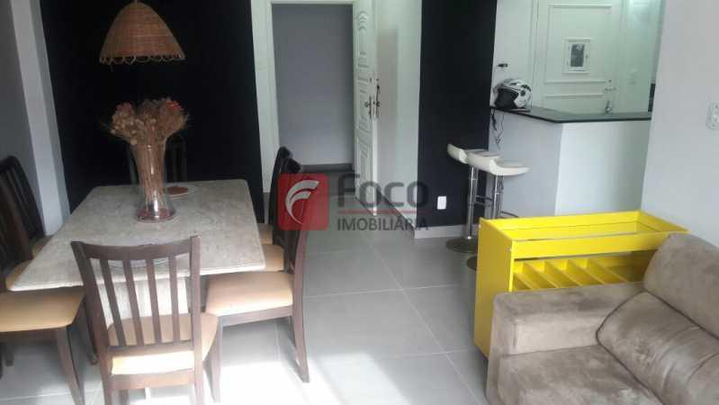 SALA - Apartamento à venda Avenida Nossa Senhora de Copacabana,Copacabana, Rio de Janeiro - R$ 950.000 - FLAP21850 - 3