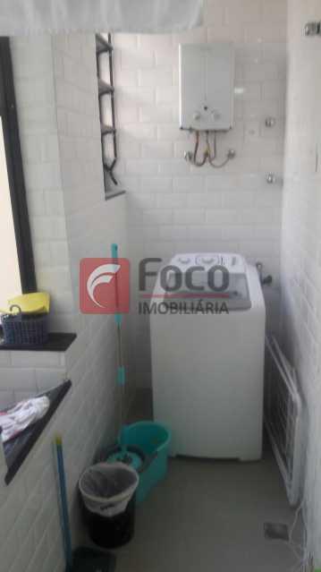 ÁREA SERVIÇO - Apartamento à venda Avenida Nossa Senhora de Copacabana,Copacabana, Rio de Janeiro - R$ 950.000 - FLAP21850 - 22