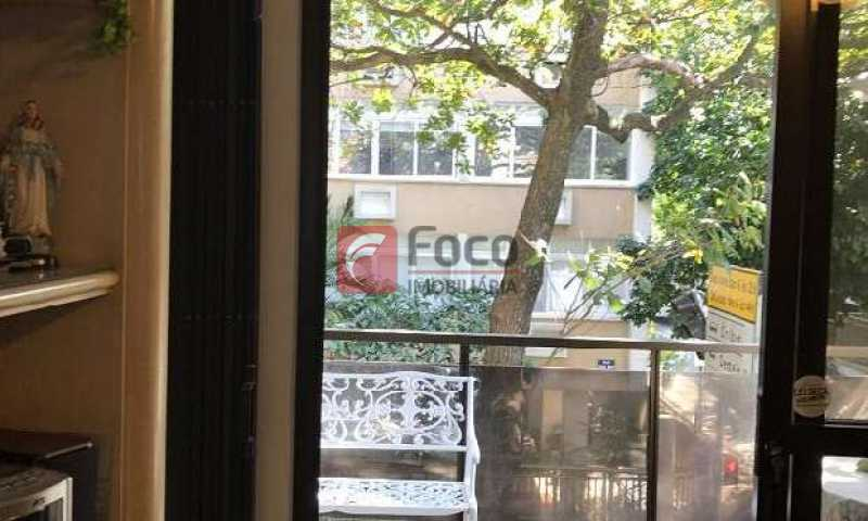 Sala - Quadríssima - Rua Nobre - Metrô e Praia - Vara, Sala 2 Quartos (suíte) - Vaga na Escritura. Reformado. - JBAP20613 - 6