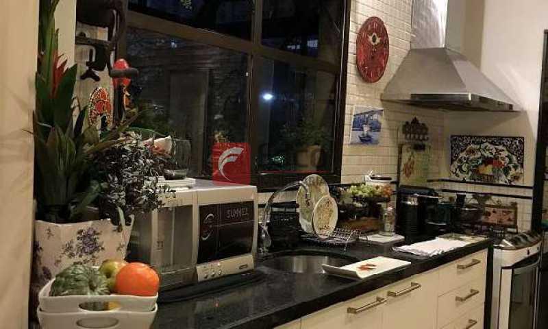 Copa Cozinha - Quadríssima - Rua Nobre - Metrô e Praia - Vara, Sala 2 Quartos (suíte) - Vaga na Escritura. Reformado. - JBAP20613 - 13