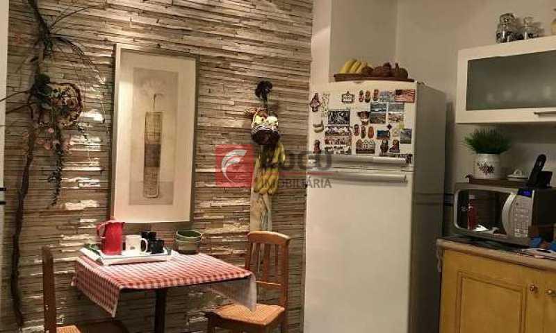 Copa Cozinha - Quadríssima - Rua Nobre - Metrô e Praia - Vara, Sala 2 Quartos (suíte) - Vaga na Escritura. Reformado. - JBAP20613 - 16