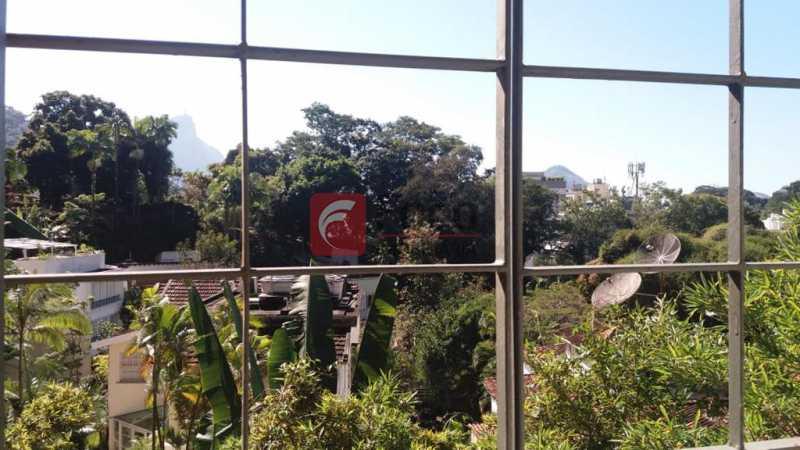 Vista - Casa à venda Rua Marquês de São Vicente,Gávea, Rio de Janeiro - R$ 3.400.000 - JBCA30025 - 1