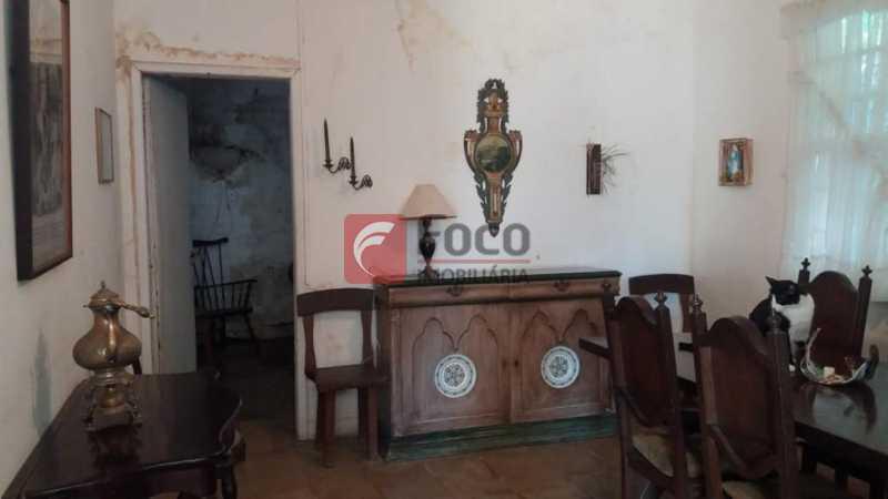 salão - Casa à venda Rua Marquês de São Vicente,Gávea, Rio de Janeiro - R$ 3.400.000 - JBCA30025 - 4