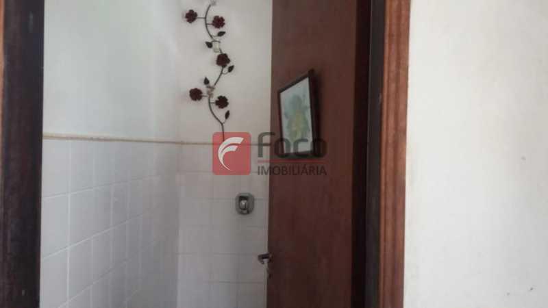 Lavabo - Casa à venda Rua Marquês de São Vicente,Gávea, Rio de Janeiro - R$ 3.400.000 - JBCA30025 - 7