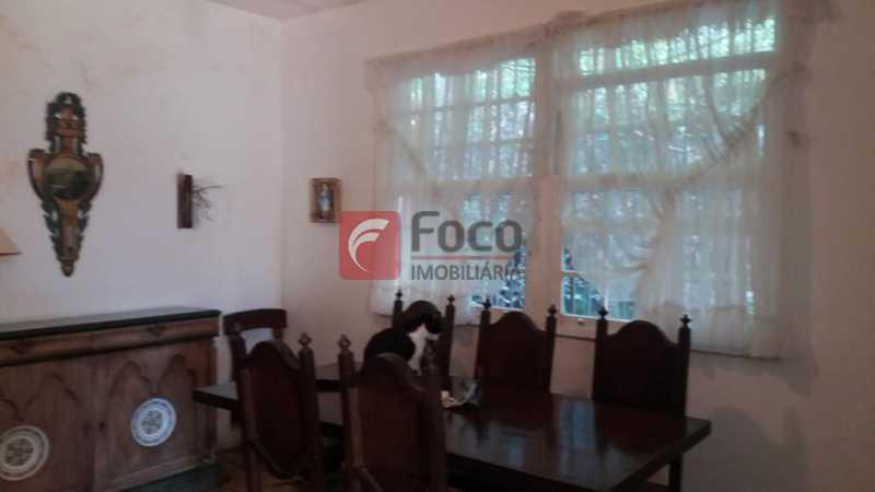 Salão - Casa à venda Rua Marquês de São Vicente,Gávea, Rio de Janeiro - R$ 3.400.000 - JBCA30025 - 6