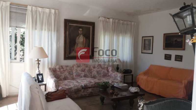 Salão - Casa à venda Rua Marquês de São Vicente,Gávea, Rio de Janeiro - R$ 3.400.000 - JBCA30025 - 3