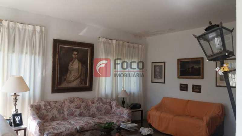 salão - Casa à venda Rua Marquês de São Vicente,Gávea, Rio de Janeiro - R$ 3.400.000 - JBCA30025 - 5