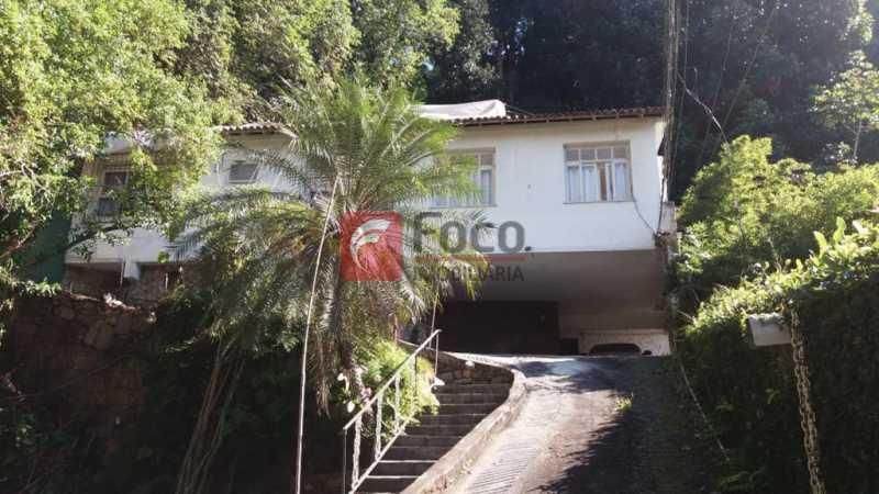 fachada - Casa à venda Rua Marquês de São Vicente,Gávea, Rio de Janeiro - R$ 3.400.000 - JBCA30025 - 19