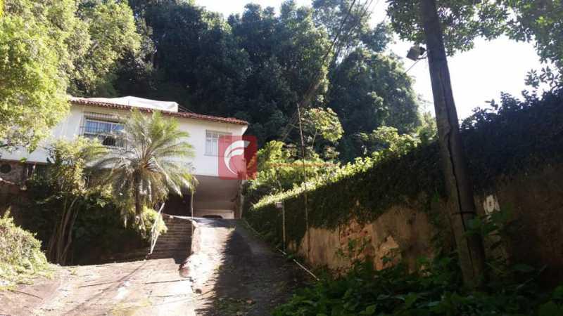 fachada - Casa à venda Rua Marquês de São Vicente,Gávea, Rio de Janeiro - R$ 3.400.000 - JBCA30025 - 20