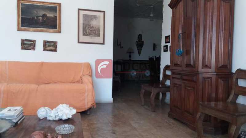 sala intima - Casa à venda Rua Marquês de São Vicente,Gávea, Rio de Janeiro - R$ 3.400.000 - JBCA30025 - 15