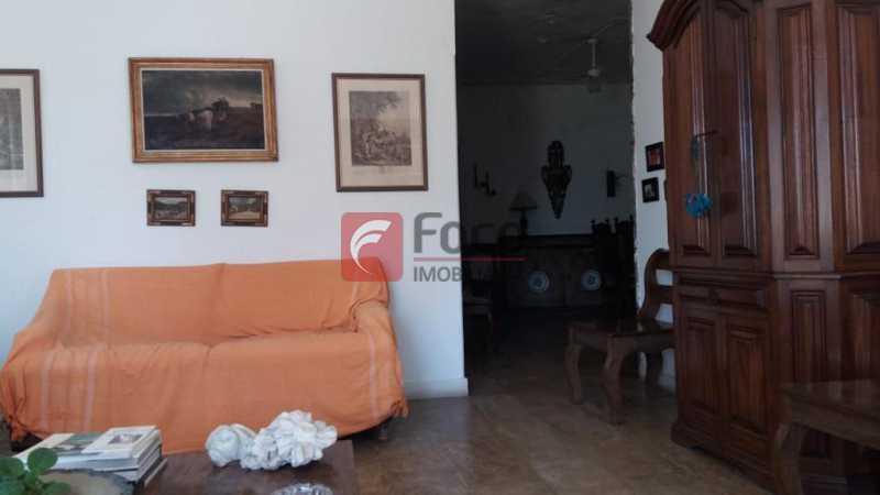 sala intima - Casa à venda Rua Marquês de São Vicente,Gávea, Rio de Janeiro - R$ 3.400.000 - JBCA30025 - 14