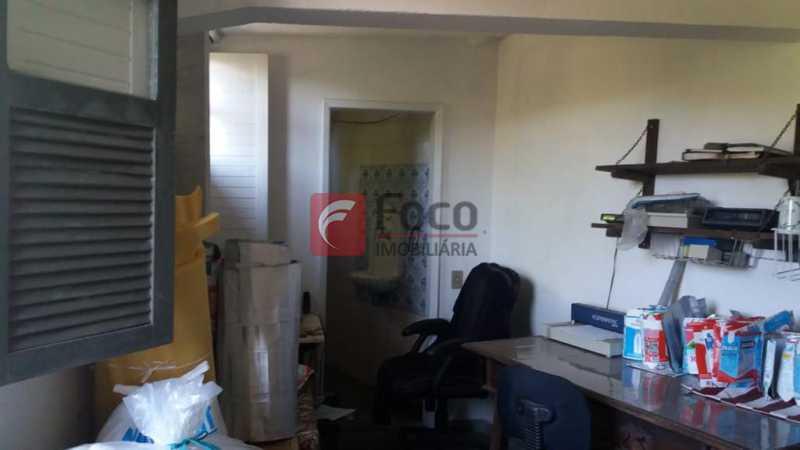 escritório - Casa à venda Rua Marquês de São Vicente,Gávea, Rio de Janeiro - R$ 3.400.000 - JBCA30025 - 17