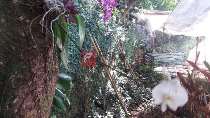 jardim - Casa à venda Rua Marquês de São Vicente,Gávea, Rio de Janeiro - R$ 3.400.000 - JBCA30025 - 22