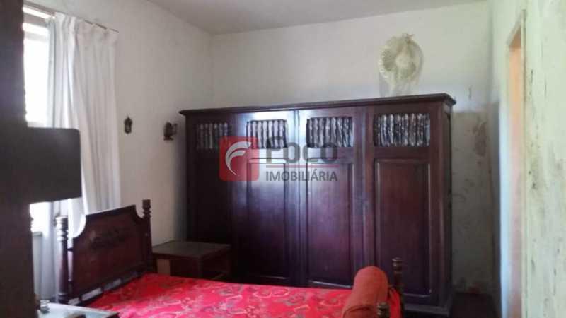 quarto 2 - Casa à venda Rua Marquês de São Vicente,Gávea, Rio de Janeiro - R$ 3.400.000 - JBCA30025 - 16