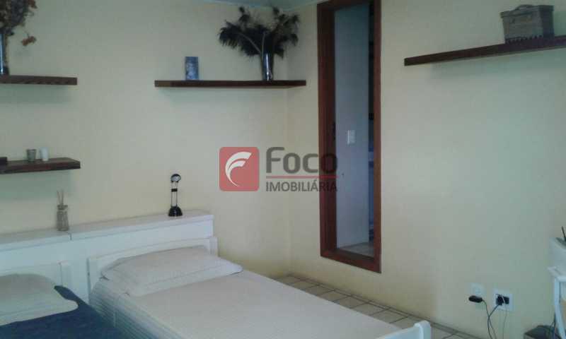 SUÍTE  - Próximo a Lagoa - Linda Cobertura com Vista para a Lagoa - 04 quartos (2suítes) - 02 Vagas na Escritura - JBCO40058 - 15