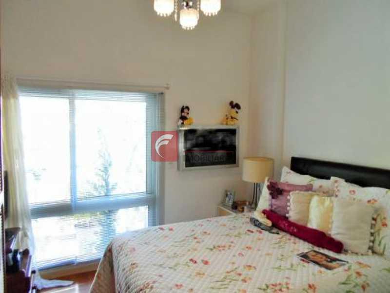 SUÍTE  - Próximo a Lagoa - Linda Cobertura com Vista para a Lagoa - 04 quartos (2suítes) - 02 Vagas na Escritura - JBCO40058 - 17