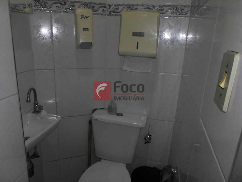 BANHEIRO - Sala Comercial 46m² à venda Rua Visconde de Inhaúma,Centro, Rio de Janeiro - R$ 220.000 - FLSL00079 - 13