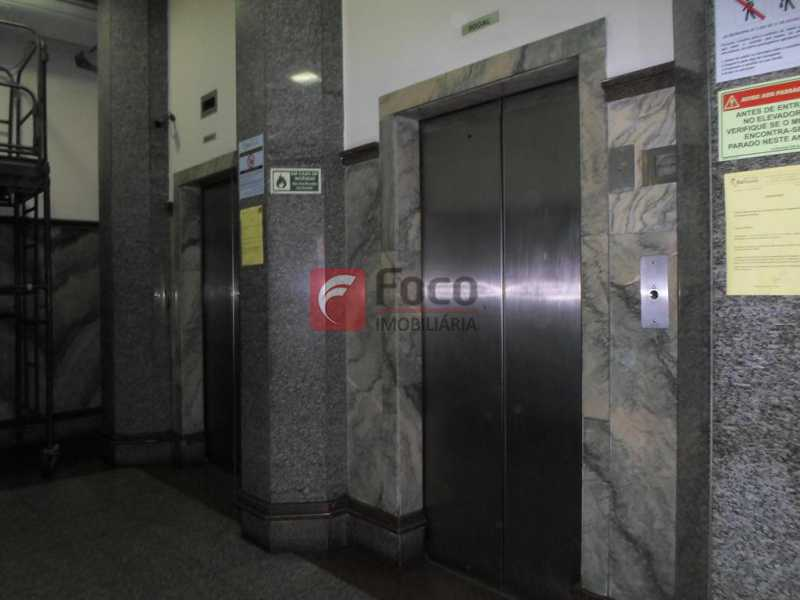 HALL ELEVADORES - Sala Comercial 46m² à venda Rua Visconde de Inhaúma,Centro, Rio de Janeiro - R$ 220.000 - FLSL00079 - 22