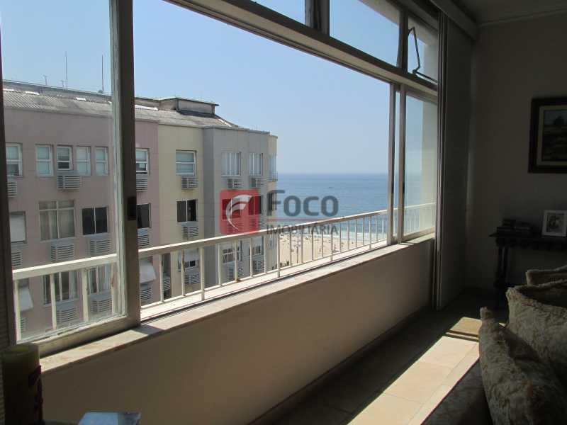 JANELÃO EM TODA EXTENSÃO VISTA - Apartamento À Venda - Copacabana - Rio de Janeiro - RJ - JBAP30821 - 4