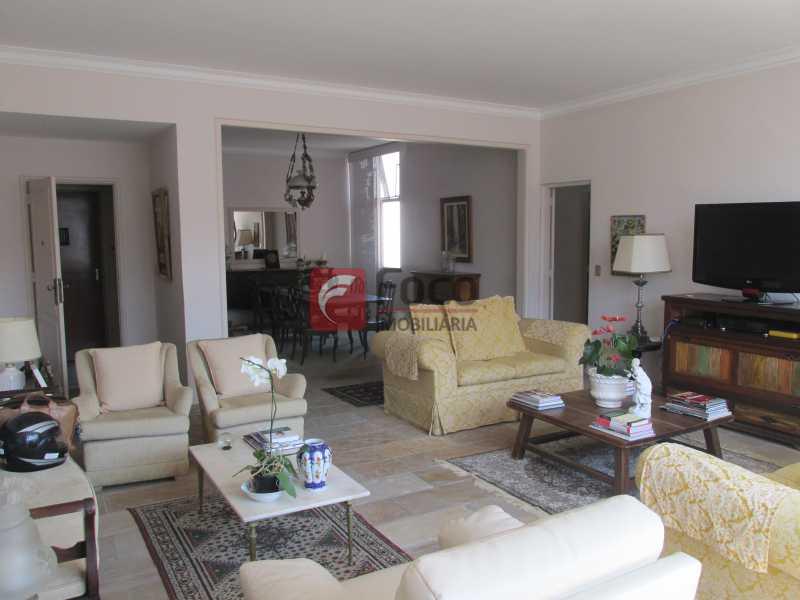 SALÃO DOIS AMBIENTES - Apartamento À Venda - Copacabana - Rio de Janeiro - RJ - JBAP30821 - 1