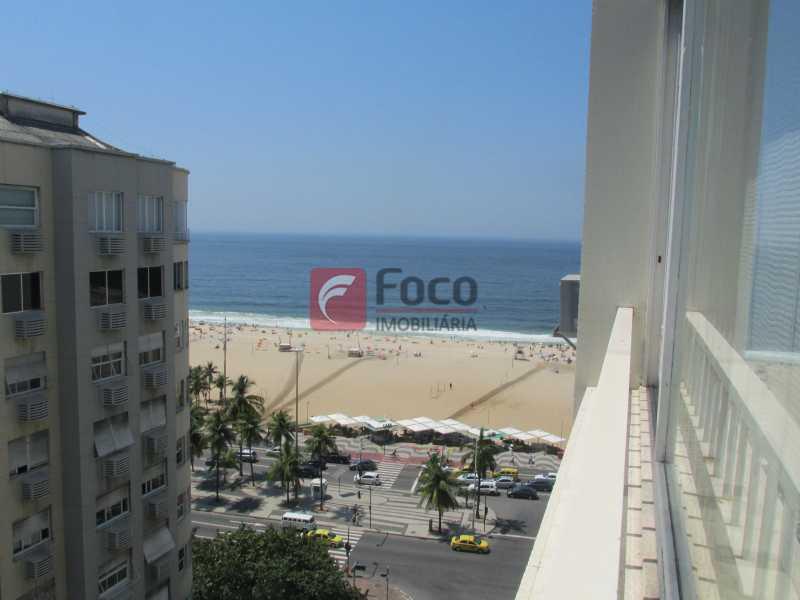 VISTA MARAVILHOSA MAR - Apartamento À Venda - Copacabana - Rio de Janeiro - RJ - JBAP30821 - 3