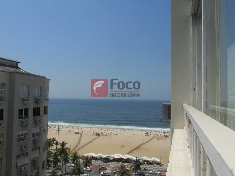 VISTA DESLUMBRANTE - Apartamento À Venda - Copacabana - Rio de Janeiro - RJ - JBAP30821 - 30