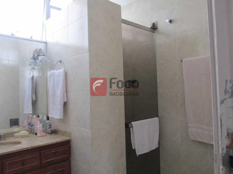 BANHEIRO VENTILAÇÃO DIRETA   - Apartamento À Venda - Copacabana - Rio de Janeiro - RJ - JBAP30821 - 14