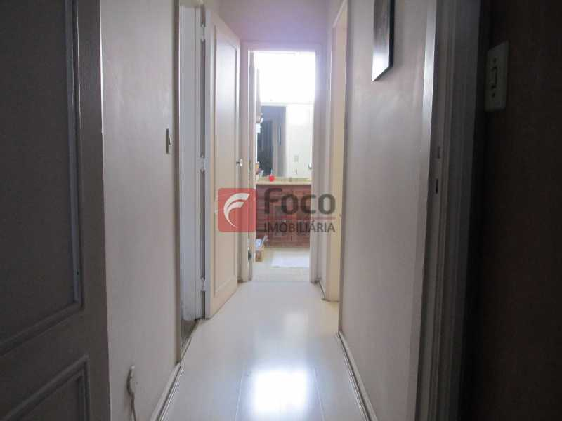 CIRCULAÇÃO - Apartamento À Venda - Copacabana - Rio de Janeiro - RJ - JBAP30821 - 15